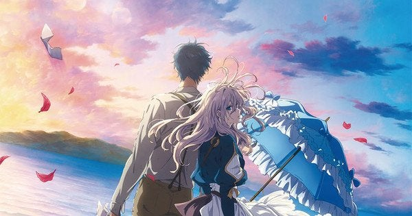 """Delayed """"Violet Evergarden: The Movie"""" to open in theaters on September 18"""