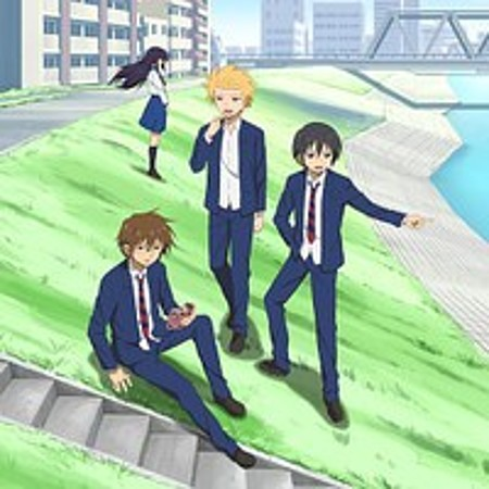 Funimation Adds Daily Lives of High School Boys, More NIS America Anime to Catalog