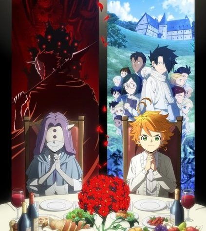 Interview: The Staff of The Promised Neverland