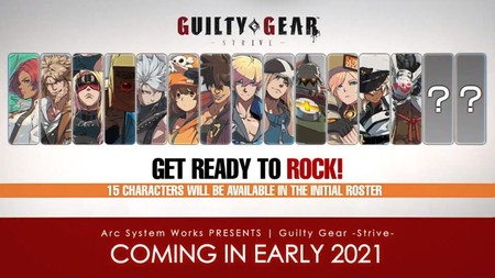 Guilty Gear -Strive- Game Streams Character Starter Guide Video for Anji Mito