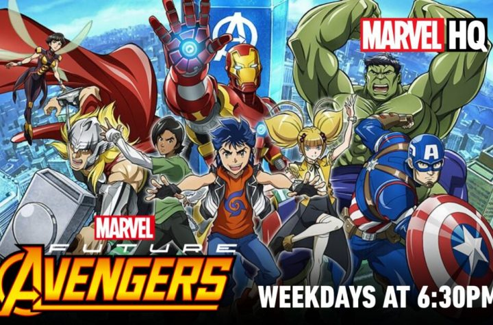 Marvel HQ India To Premiere Marvel Future Avengers Anime Series on May 31 - ANIME NEWS INDIA