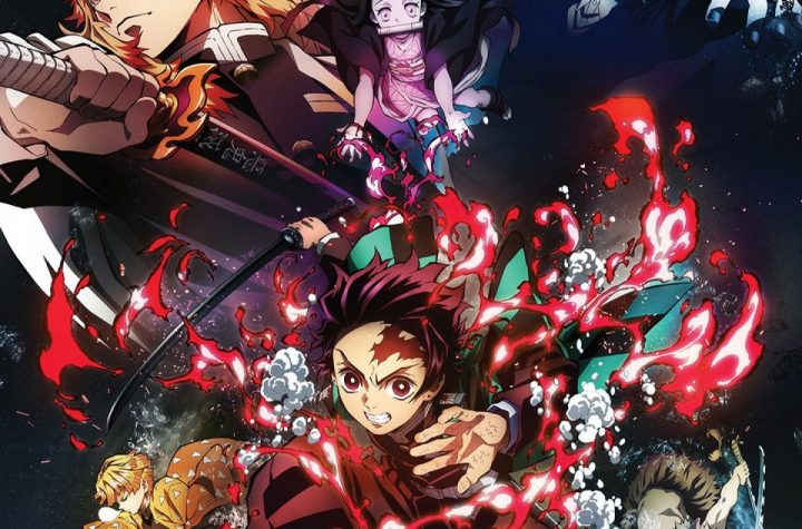 Record-breaking Demon Slayer Mugen Train becomes 1st Film Ever to Top 40 Billion Yen in Japan and also surpasses Pokémon 2000 to become the second-highest-grossing anime film in the U.S.