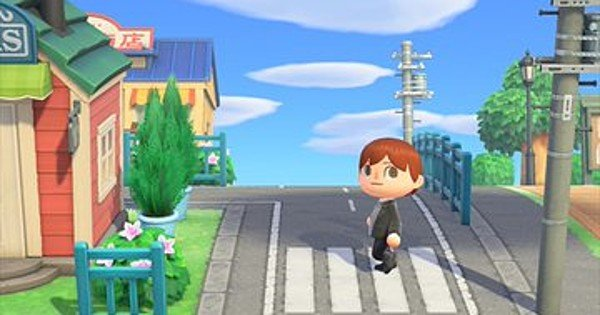Fruits Basket Launches Official Animal Crossing Island