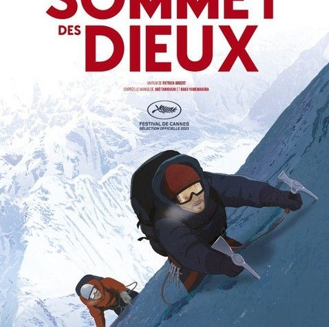 French CG Film Summit of the Gods Opens on September 22