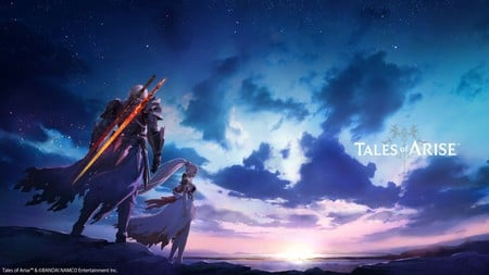 Tales of Arise Game's Character Trailers Highlight Rinwell, Law