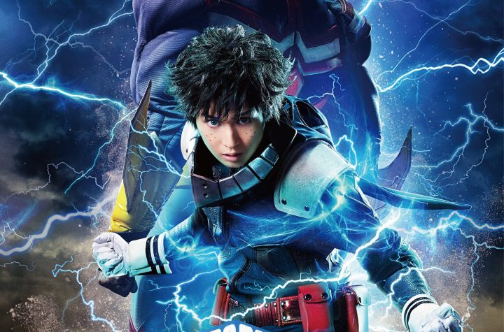 New My Hero Academia Stage Play Announced for 2022