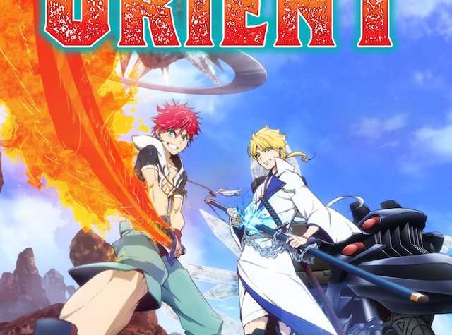 Orient Anime Confirms 2022 debut, Visual Revealed Along with Main Cast & Staff » Anime India