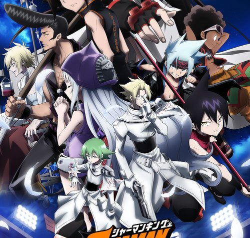 Shaman King Anime Reveals Cast for X-LAWS Members