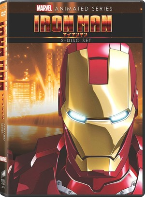 Sony Pictures Streams Marvel Anime: Iron Man on YouTube