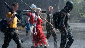 Who is in The Suicide Squad cast