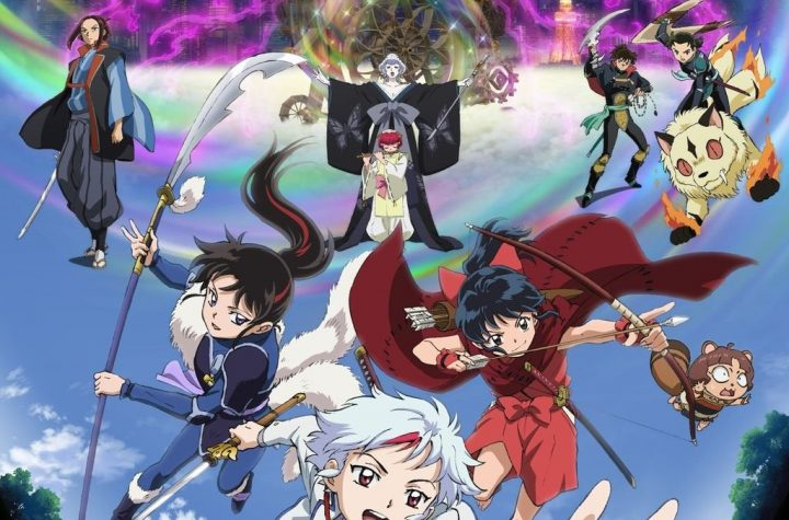 """""""Yashahime: Princess Half-Demon - The Second Act"""" - New visual released! The anime is scheduled for October 2"""