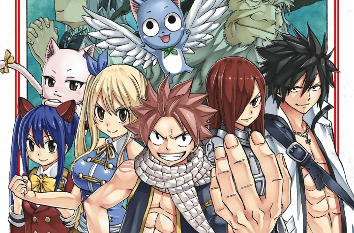 """Finally!! """"Fairy Tail: 100 Years Quest"""" is receiving an #anime adaptation!! Additional details will be revealed soon."""