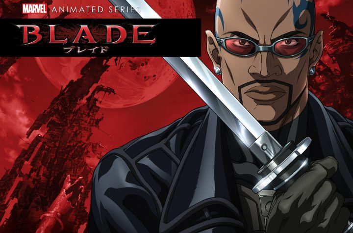 Marvel Anime: Blade Now Streaming on Sony's Throwback Toons YouTube channel